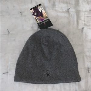 grey beanie BRAND NEW WITH TAGS